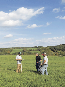 Conservation professionals increase knowledge to support client needs