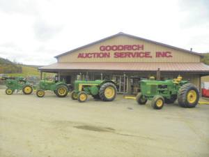 Dealing out Card's tractor collection