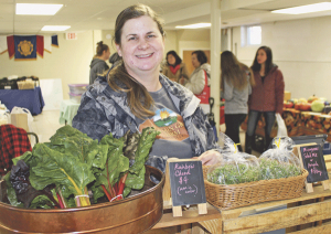 The Cazenovia Winter Farmers Market warms the palate