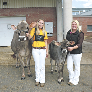Lazy Willow Swiss, a new Brown Swiss label, wins at 2019 Big E