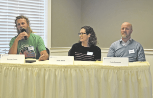 Farmers discuss their agritourism success