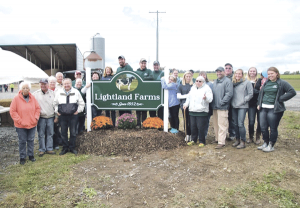 Lightland Farms holds its own at World Dairy Expo