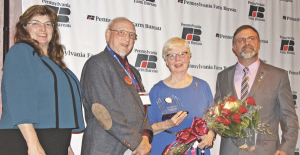 Mercer County Farm Bureau member named Outstanding Woman in Agriculture