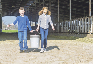 Offering kids' camp brings farms revenue