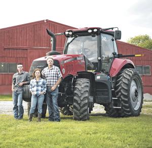 New Hampshire recognizes Tensen Farms