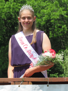 Megan Henry crowned Tioga County's 2020-2021 Dairy Princess