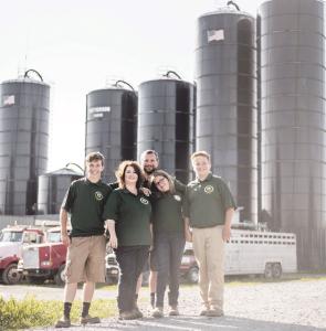 Focusing on four farm values