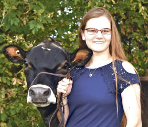 A 'cow nerd' capitalizes on social media