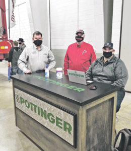 Attendees and vendors grateful for 2021 Keystone Farm Show
