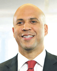 Booker talks of change coming to Washington at NOFA-NJ