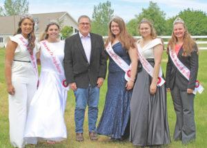 Monroe County Dairy Princess crowned