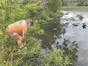 Pond management important for land management